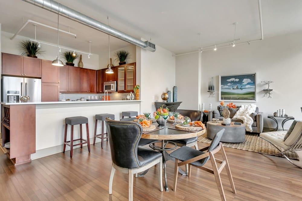 Luxury Uptown Dallas Apartments Amp Penthouses The Ashton
